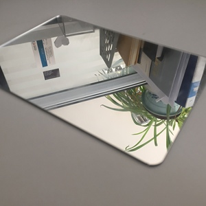 one way mirror acrylic sheet 1mm silver mirror acrylic plastic sheet 1220x2440mm laser cutting