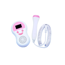 Baby herz rate monitor handheld ultraschall <span class=keywords><strong>Fetal</strong></span> <span class=keywords><strong>Doppler</strong></span> CE <span class=keywords><strong>FDA</strong></span> genehmigt 2,5 MHz frequenz