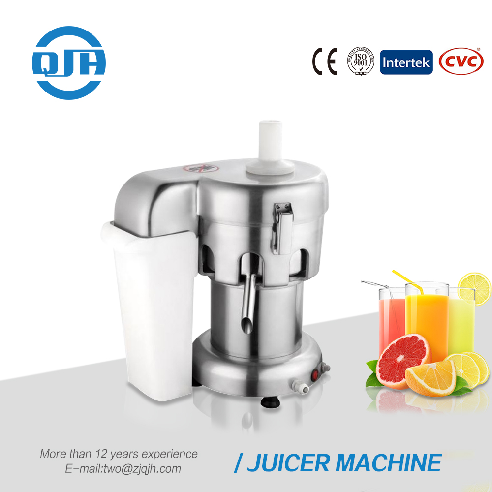 Professional portable electric stainless steel fresh apple banana orange citrus lime lemon fruit juicer machine for sale