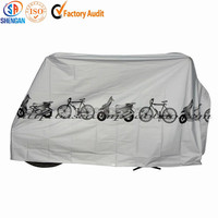 New Electric Bike Bicycle Dust Cover Rain Protector Cover PEVA Waterproof storage cover