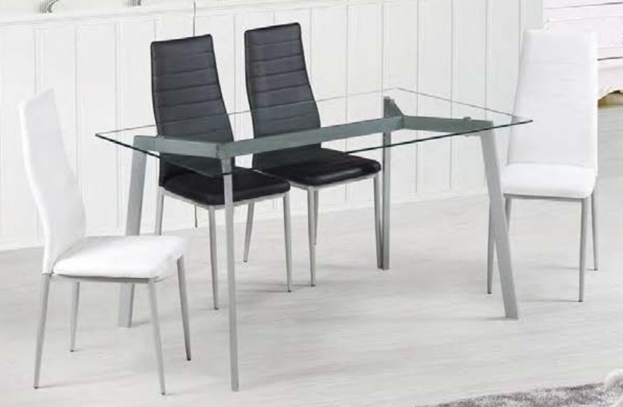 Muebles modernos barato durable utilizado de restaurante silla