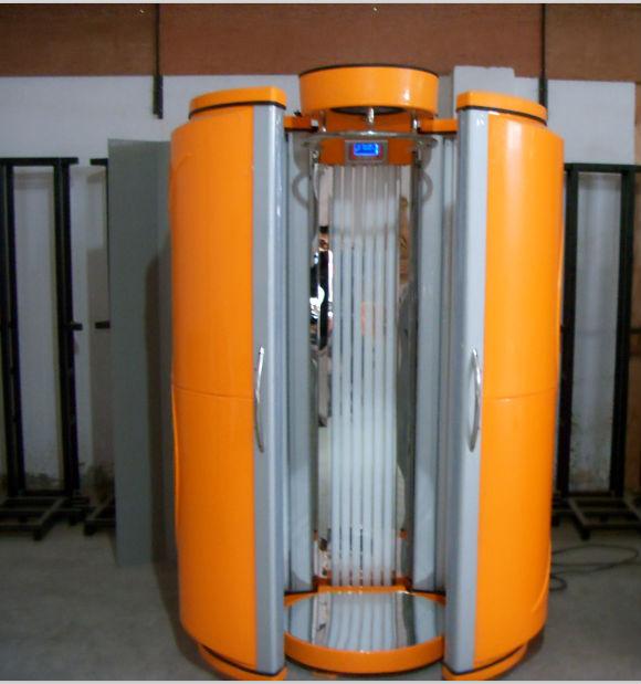 Cama de bronceado de alta presión