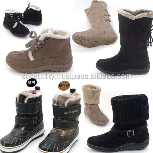 3sbg09 Stock Lot Sale Kids Winter Boots