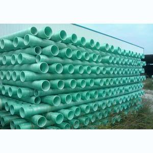 DN 200 High Pressure 35MPA GRE Pipe API THREAD API 15LR 15HR Pipe Fiber  glass Pipe