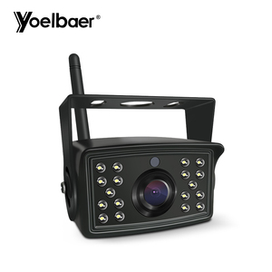Car Rear View Camera Truck Bus Automobile WiFi Wireless Reverse HD Night  Vision Backup Camera For Iphone IOS Android
