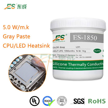 Heat Transfer Silicone Rubber Compound/Paste/Grease Thermal CPU