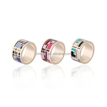 China Wholesale latest scarf ring stainless steel ring