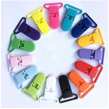 Baby Metal Suspender Clip For Pacifier Holder Wholesale