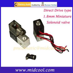 Miniature Valve Solenoid