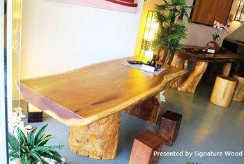 One Piece Solid Teak Wood Table Top 3 Buy Teak Wood Table Top Product On Alibaba Com