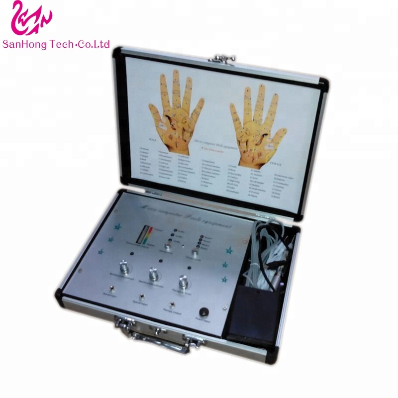 Hand test device body health magnetic therapy device CE