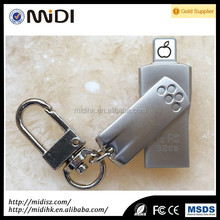 swivel Use for iphone 5/6s/7 usb flash drive mobile phone usb flash drive 1gb-16gb