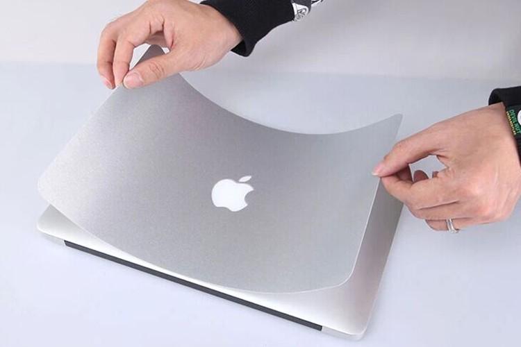 Custom top/full palmrest and bottom full body laptop skin