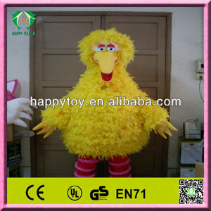 Apologise, Adult big bird costume