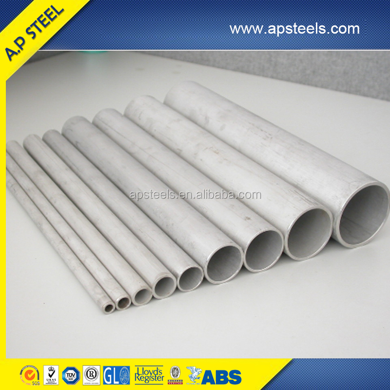 ASTM S34809 boiler pipes seamless stainless steel