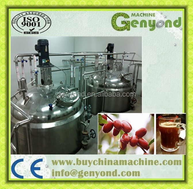 25-500kg Per Hour Date Juice Production Line Processing Machine ...
