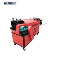 High quality Electric Steel pipe straightening machine