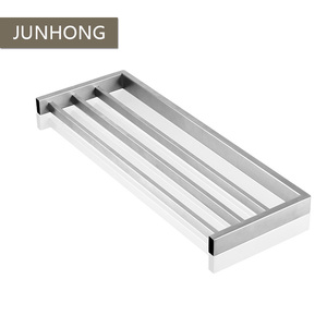 Wholesale Wall Mounted 304 Stainless Steel Bathroom Towel Hanger Towel Rack