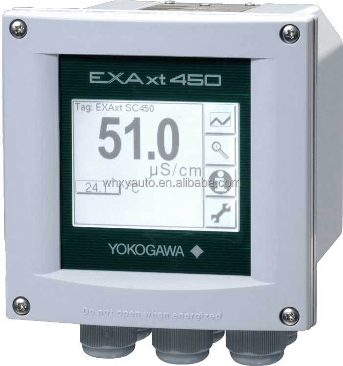Yokogawa SC450G 4-Wire Conductivity/Resistivity Analyzer Model SC450G-A-A/U