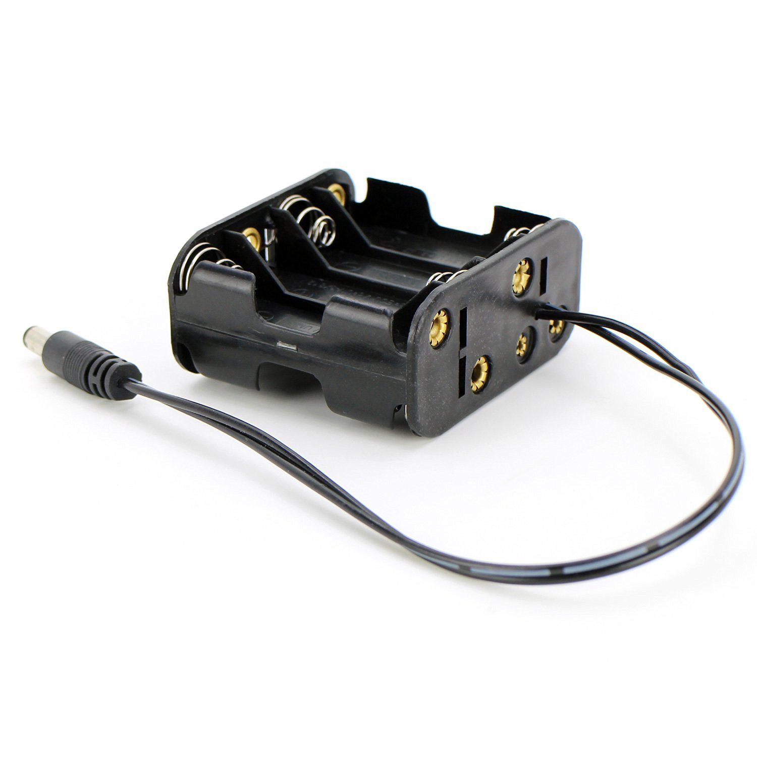 Cheap Power Battery Box 12v Find Deals On Wiring Get Quotations Smartledtech 8 X Aa Holder Case Dc Cell