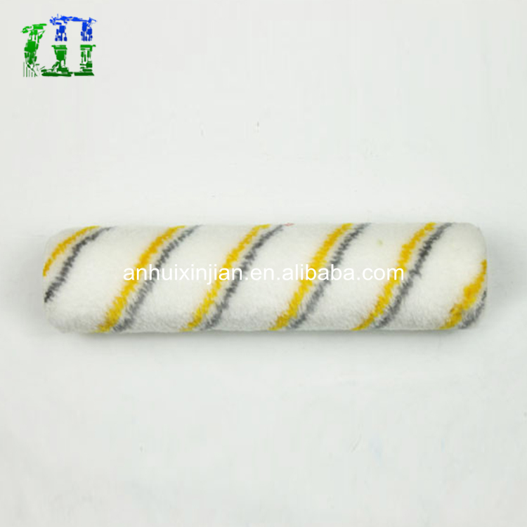 2017 New Arrival sheepskin roller brush for custom