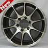 Car Wheels Car Alloy Wheel Rims with 10 Spokes S220