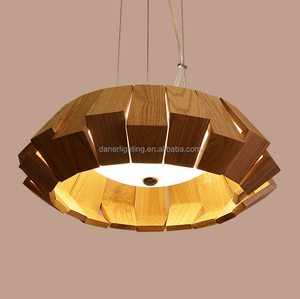 plywood cylinder retractable chandelier pendant lamp wholesale pendant light cord