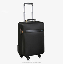 "Hot bag 20"" oxford luggage trolley business suitcase for sale"