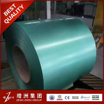 astm a653 prepainted galvanized steel coil from qinyuan steel group with great price