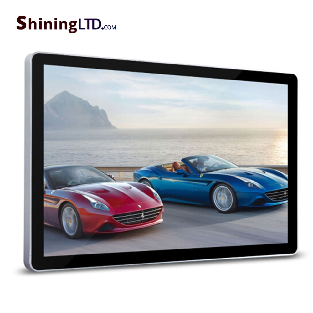 SH5503AD-T 55 inch screen android kiosk touch screen monitor outdoor lcd display