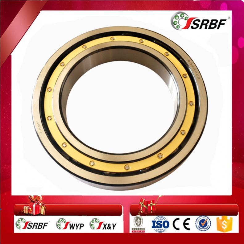 SRBF Top quality factory price deep groove ball bearing gold skateboard bearing
