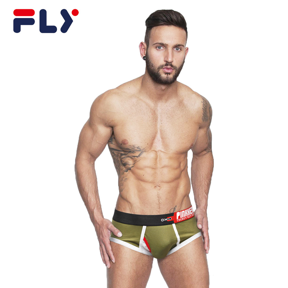 f9b9e7e023 Free Shipping Cotton Underwear Men Pink Hero Brand Men s Boxers Sexy  Underpants Sheer Boxer Shorts Boys
