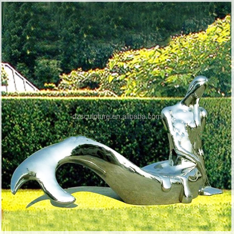 Garden Decoration Art Thinking Figures Mermaid Statues   Buy Statues And  Sculptures,Sculptures Garden,Large Garden Sculptures Product On Alibaba.com