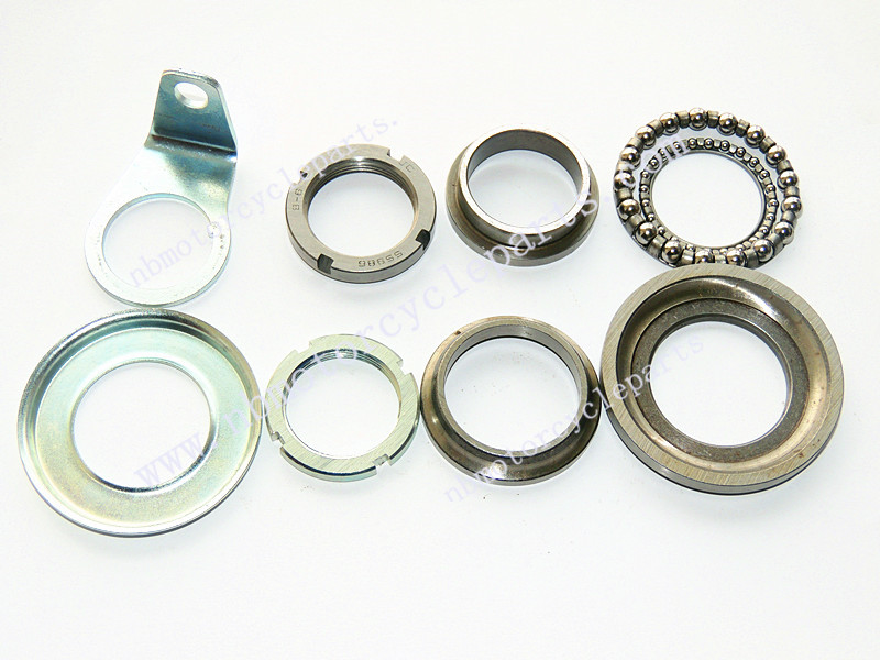 Piaggio Typhoon 50cc Complete Head Race Steering Bearing Set