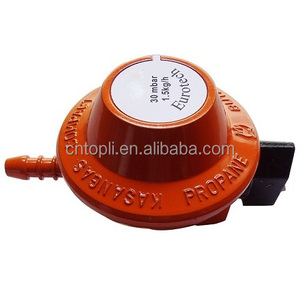 LPG Pressure Gas Regulator with ISO9001