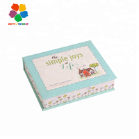 hard paper gift box kraft paper cake box custom paper gift box