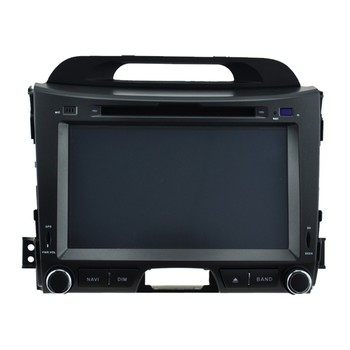 Android 5.1.1 for 2011 2012 Sportage car radio/stereo dvd player with 1024*600 HD Screen gps 3g wifi mirror link