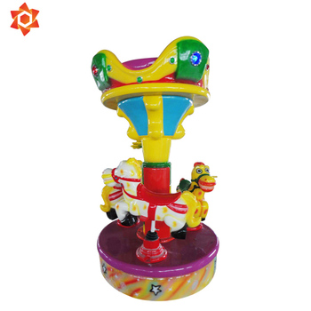 kids 4 seats ride on toy/kid riding horse toy