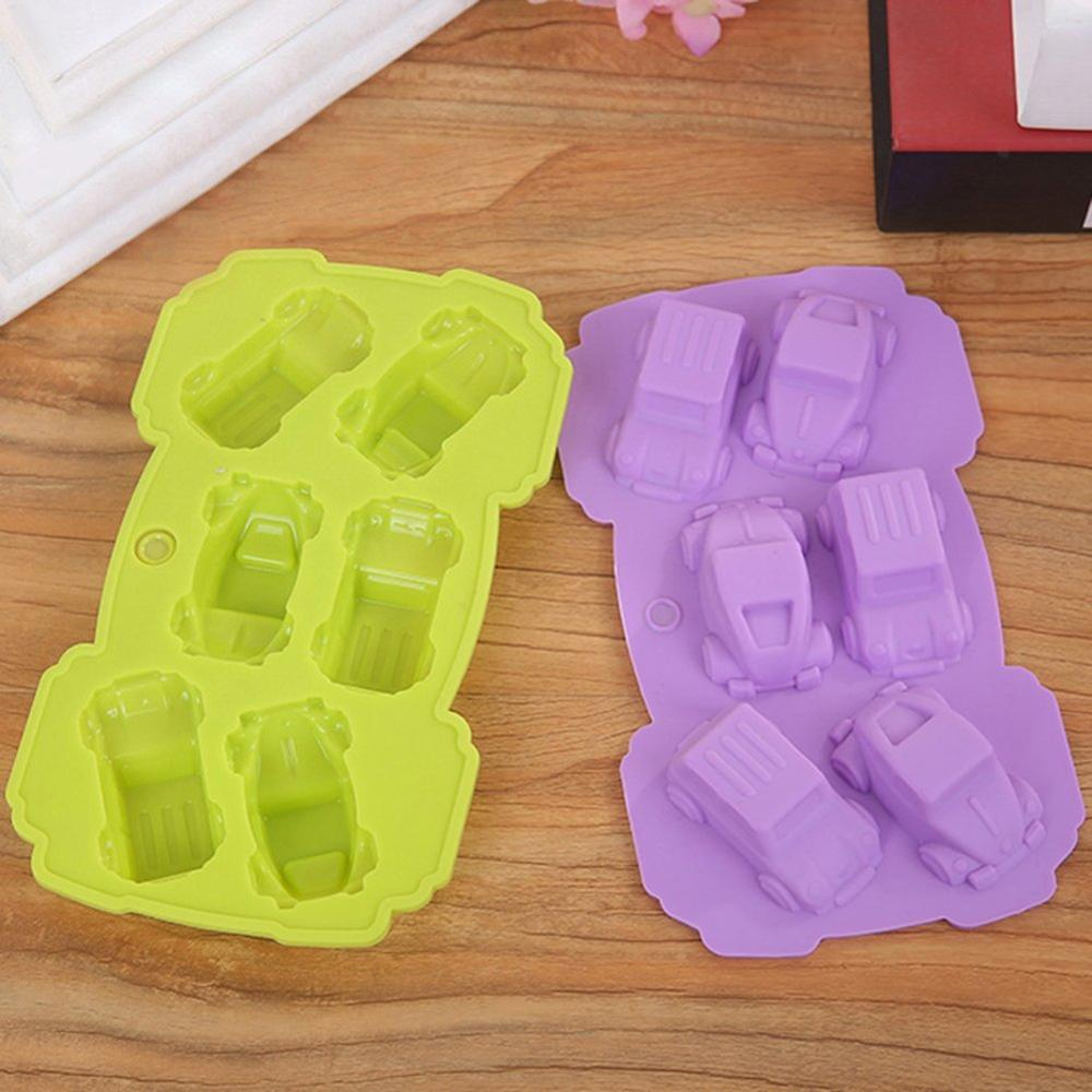 3d Car Silicone Fondant Mould Cake Decorating Soap Candy ...