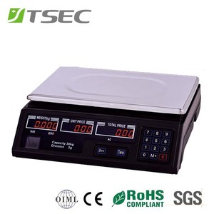 Top Sale acs price computing digital price scale