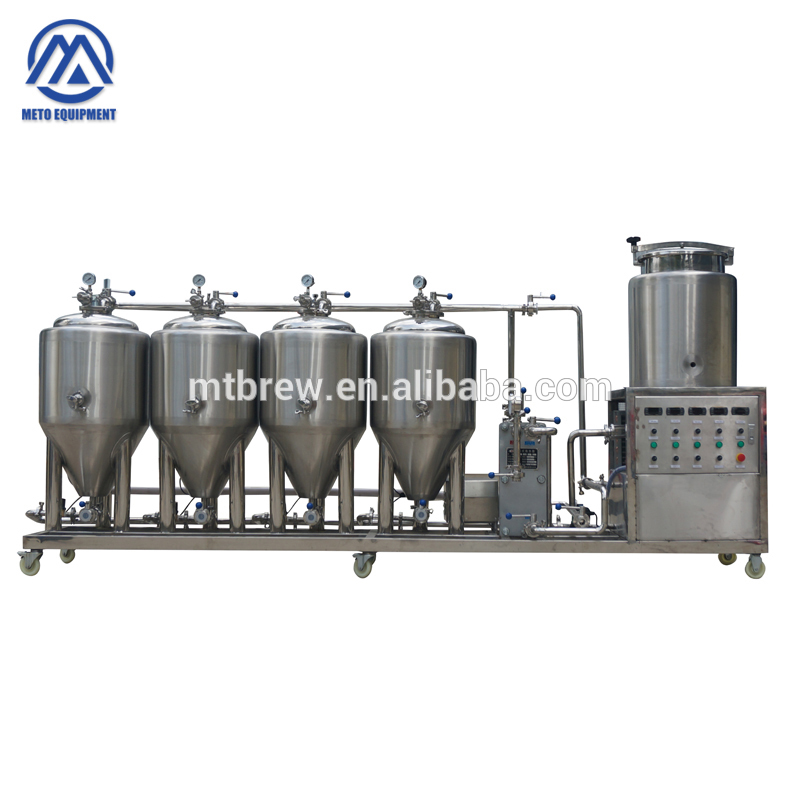 Beer Plant 50 Gallon Stainless Steel Tanks Vessel for Sale in India