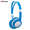 Custom professional headphones accessory 30mm wired stereo bass headset for children