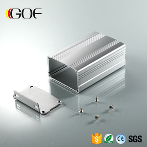 63*38*L extruded aluminum enclosure electronic cabinet