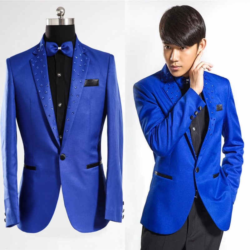 Royal Blue Outfits Guys Frankmbacom