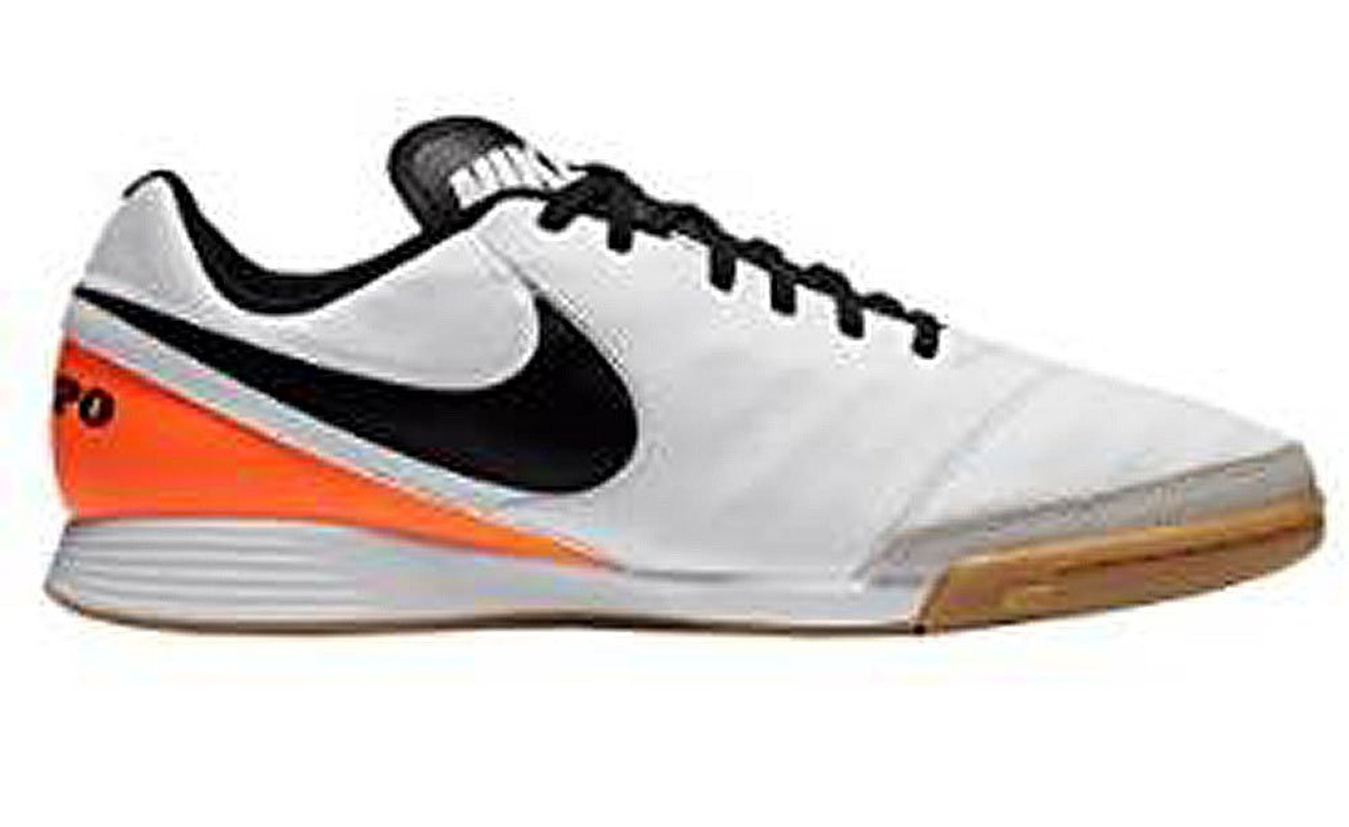 d4270dff8 Get Quotations · Nike Tiempo Genio II Leather IC Indoor Soccer Shoes