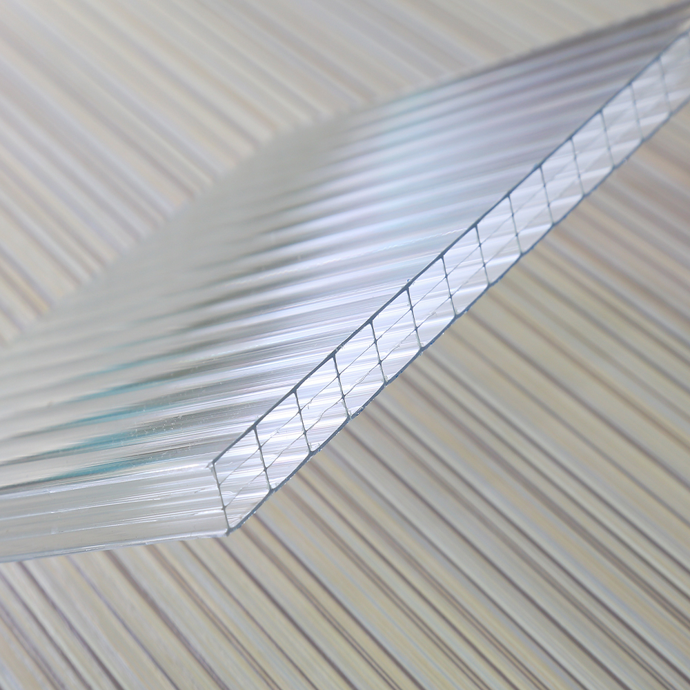 Hohe Qualität ISO Bayer multilayer polycarbonat-platten ...