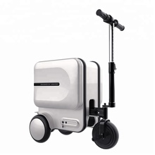 Super september promotion Airwheel smart wheeled luggage scooter