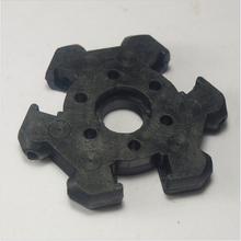 Kossel mini 3D printer plastic injection molding delta rostock fisheye end  effector hot end for j-head E3D hotend