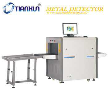 Airport security inspection systems machine X ray baggage scanner