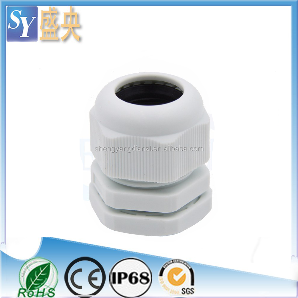 Hot selling rubber nylon cable polyamide glands m20x1.5 with low price